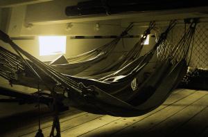 Olaf tilbyr nattleie som passer sailors i Mannskapet. Foto: Flickr.com